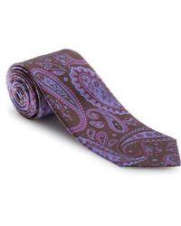Robert Talbott - Paisley Silk Tie - Lyst