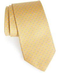 Ferragamo - Feudo Print Silk Tie - Lyst