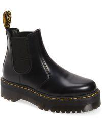 Dr. Martens 2976 Chelsea Shoes - Black