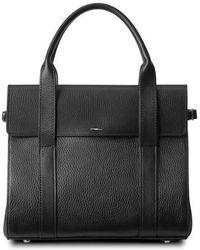 Shinola - Small Grained Leather Satchel - Lyst