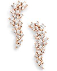 Kendra Scott - Petunia Drop Earrings - Lyst