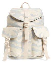 Herschel Supply Co. | X-small Dawson Camo Canvas Backpack | Lyst