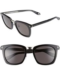 Givenchy - 53mm Sunglasses - Lyst