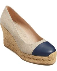 Jack Rogers - Palmer Woven Wedge Pump - Lyst