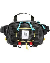 Topo Subalpine Belt Bag - Black