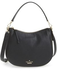 Kate Spade | Jackson Street Small Mylie Leather Hobo | Lyst