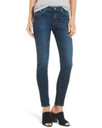 AG Jeans | The Legging Ankle Super Skinny Jeans | Lyst