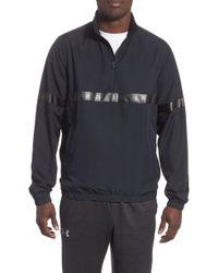 Under Armour - Sportstyle Half Zip Pullover - Lyst