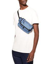 3e63e079 Lyst - TOPMAN Mosaic Roller T-shirt in White for Men