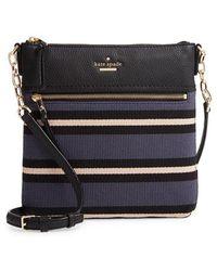 Kate Spade - Jackson Street - Melisse Fabric Crossbody Bag - - Lyst