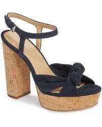 MICHAEL Michael Kors - Pippa Platform Sandal - Lyst