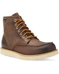 Eastland 'lumber Up' Moc Toe Boot - Brown