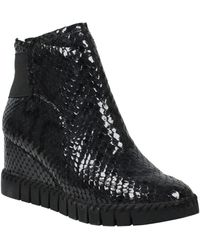 J. Reneé J. Renée Nagetta Wedge Sneaker - Black