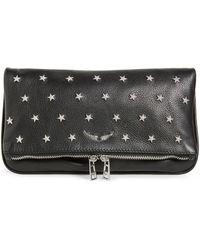 Zadig & Voltaire Rock Star Clutch Bag