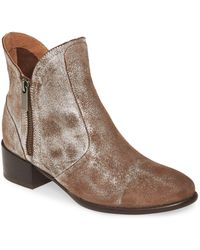 Seychelles Lucky Pennies Bootie - Brown