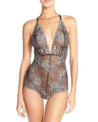 Free People - Intimately Fp Too Cute To Handle Bodysuit - Lyst
