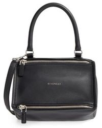 Givenchy - 'small Pandora' Leather Satchel - Lyst