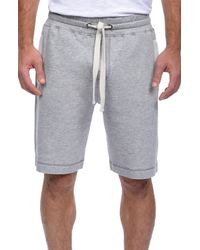 2xist Terry Shorts - Gray