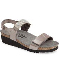 Naot Lisa Shoes - Metallic
