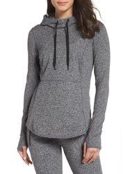 Zella - Taryn Ultrasoft Recycled Pullover Hoodie - Lyst