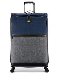 Ted Baker - Large Brunswick 32-inch Rolling Suitcase - - Lyst