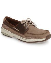 Dunham 'captain' Boat Shoe - Brown