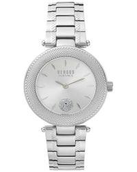 Versus - Versus By Versace Bricklane Watch Set - Lyst