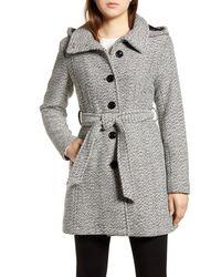 Gallery - Belted Coat - Lyst