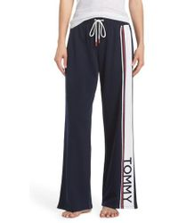 Tommy Hilfiger - Stripe Lounge Pants - Lyst
