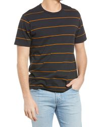 Madewell - Men's Curtis Stripe Allday Crewneck T-shirt - Lyst