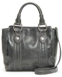 Frye - Mini Melissa Leather Crossbody Bag - Lyst