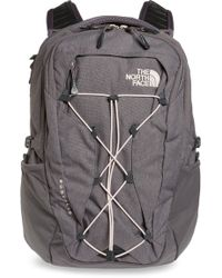 The North Face T93kv3 Backpack Borealis T93kv36vc. Os, Unisex Adult - Gray