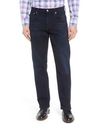 Citizens of Humanity Perform - Perfect Relaxed Fit Jeans - Blue