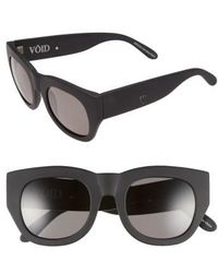 Valley Eyewear - Void 50mm Sunglasses - Lyst