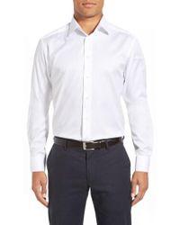 Eton of Sweden - Slim Fit Dress Shirt - Lyst