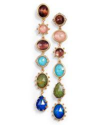 Kate Spade - Linear Earrings - Lyst