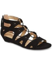 Callisto - Lexx Lace-up Sandal - Lyst