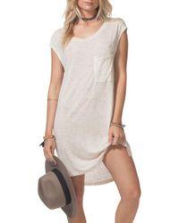 Rip Curl - Premium Surf Knit Dress - Lyst