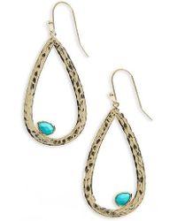 Melinda Maria - Sweet Teardrop Earrings - Lyst