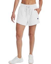 Champion Reverse Weave Shorts - Gray
