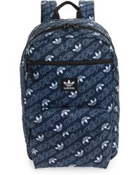 adidas Originals - Monogram National Backpack - - Lyst
