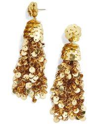 BaubleBar - Sequin Pinata Tassel Earrings - Lyst