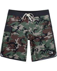 RVCA Eastern Board Shorts - Green