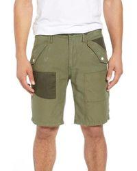 Scotch & Soda - Cargo Shorts - Lyst