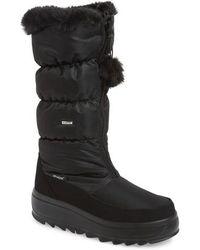 Pajar - Toboggan 2 Faux Fur Trim Insulated Waterproof Boot - Lyst