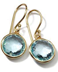 Ippolita Mini Lollipop Drop Earrings - Blue
