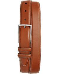 Nordstrom - Carter Leather Dress Belt - Lyst