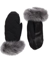 UGG - Ugg Quilted Water-resistant Smart Mittens - Lyst