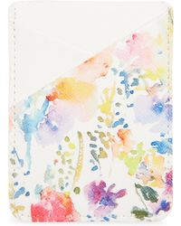 Casetify - Floral Adhesive Card Pocket - Lyst