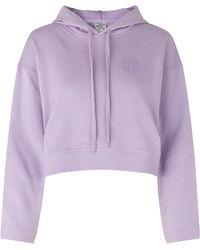 Baum und Pferdgarten Jeroma Organic Cotton Hoodie - Purple